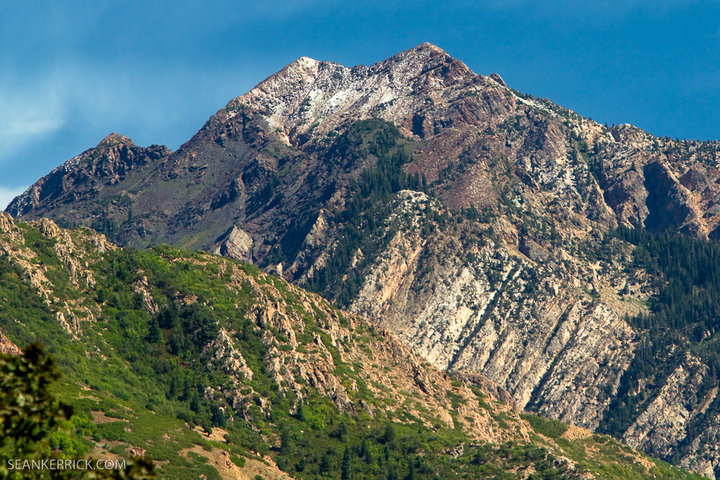 Utah See Season's First Dusting. Photo: Sean Sullivan