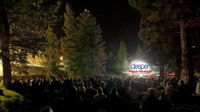 Deeper World Premiere in Truckee CA