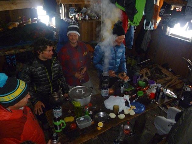 Xavier De Le Rue & Transworld Crew Explore Chilean Volcano, Puyehue