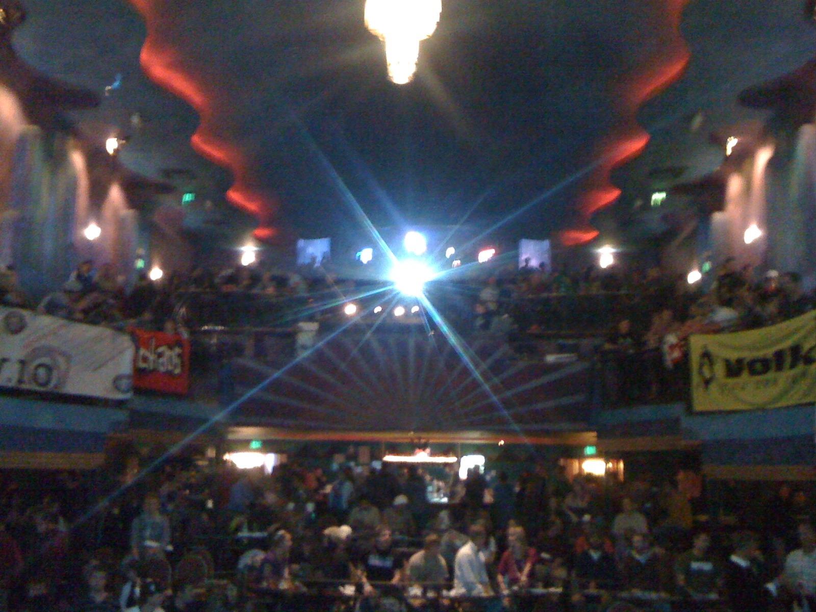 Denver crowd