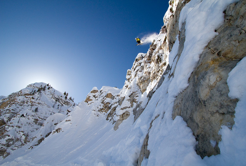 Best of Show winner from the 2010 Ski Salt Lake Shootout. Photo by Kevin Winzeler, athlete Jason West.