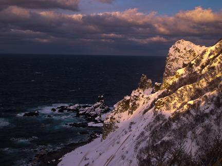 Hokkaido, Japan Coast