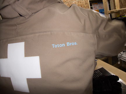 Niseko Ski Patrol Uniform - One for the Road in Japan