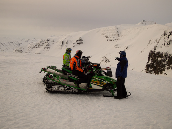Slednecks of Iceland