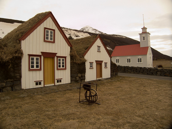 Our Iceland lodging