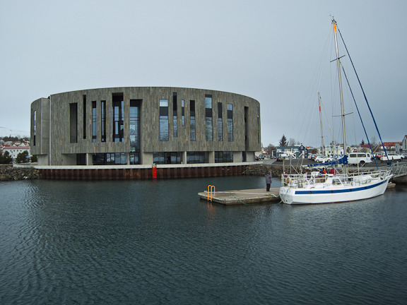 Rory Bushfield's next objective in Iceland
