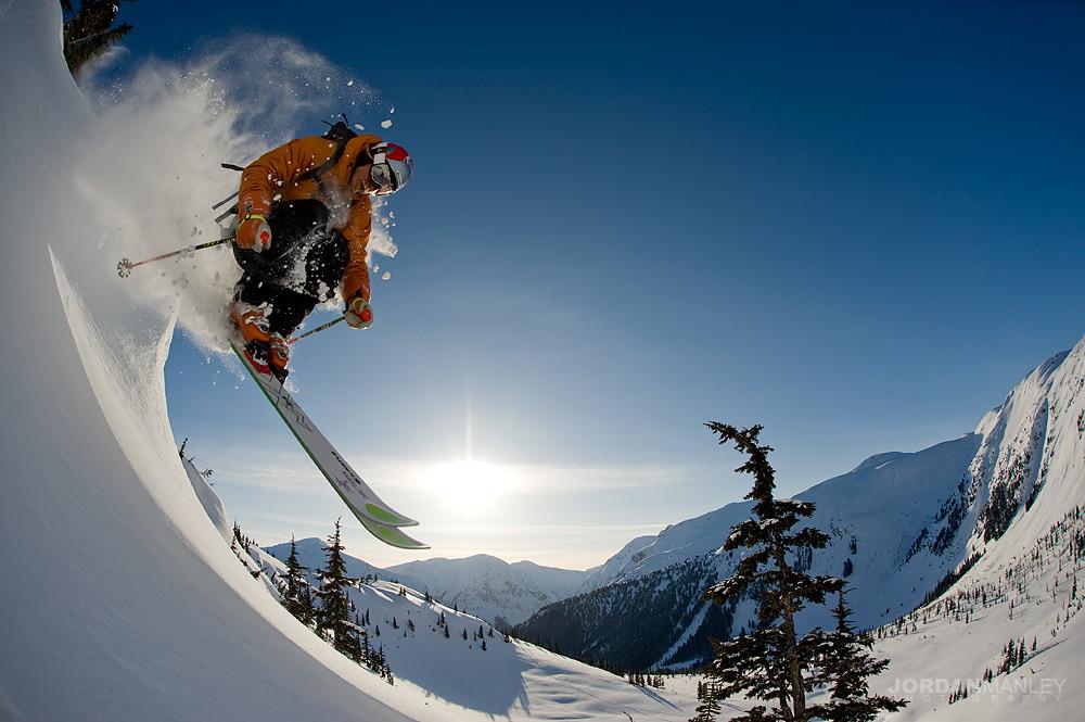 hames Mountain Ski Area, Canada's First Non-Profit Community Ski Co-Operative