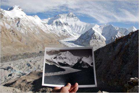 David Breashears GlacierWorks Action