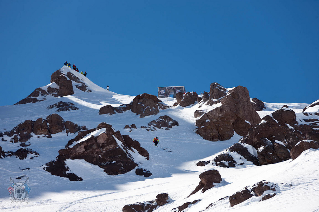 Swatch Big Mountain Competition Chile Venue