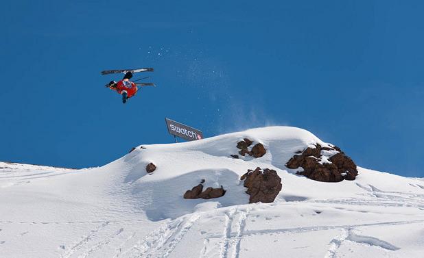 Matt Margetts Team Americas Swatch Skiers Cup