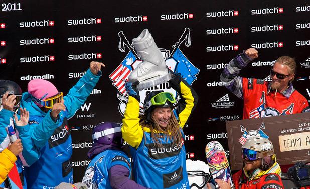 Swatch Skiers Cup Team Europe Winners