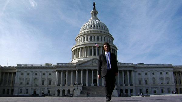 Jeremy Jones On Capitol Hill