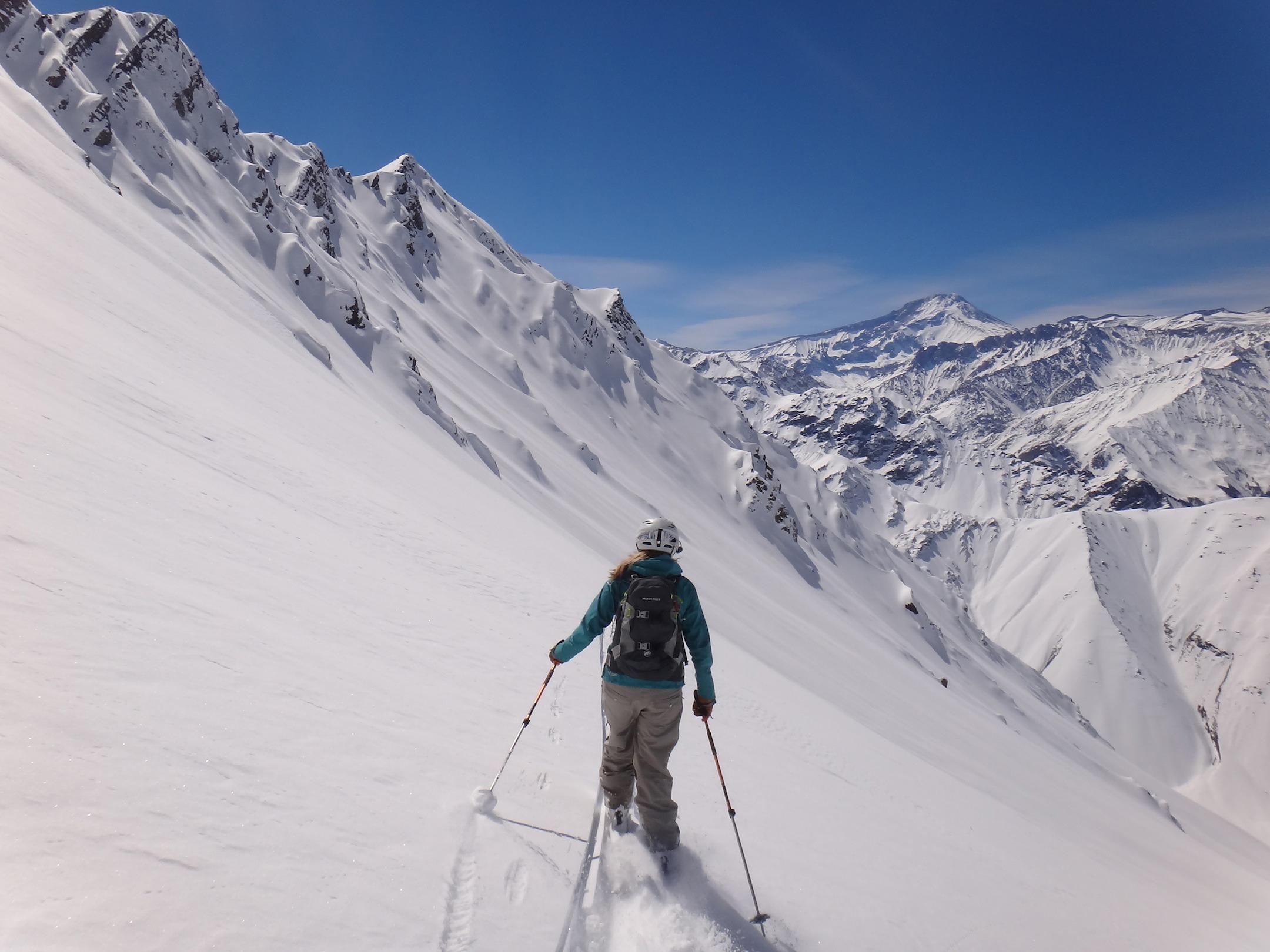 Valle Nevado Heliskiing