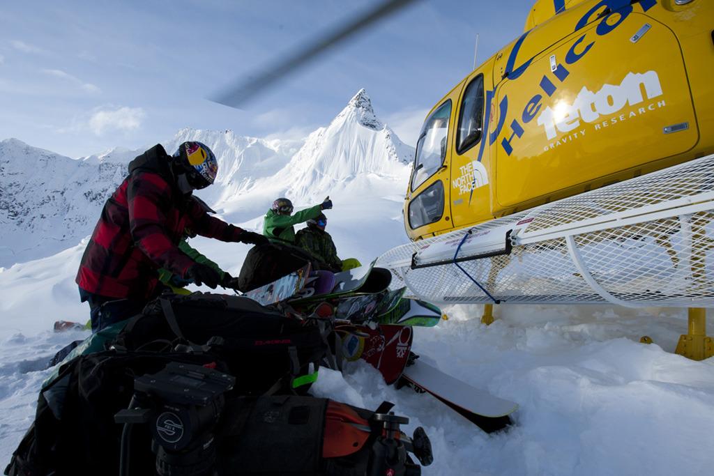 Adam Clark in Alaska