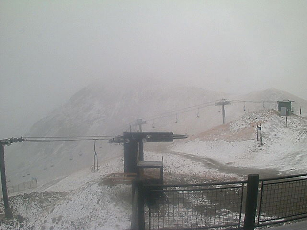 Arapahoe Basin October 2011 Snow