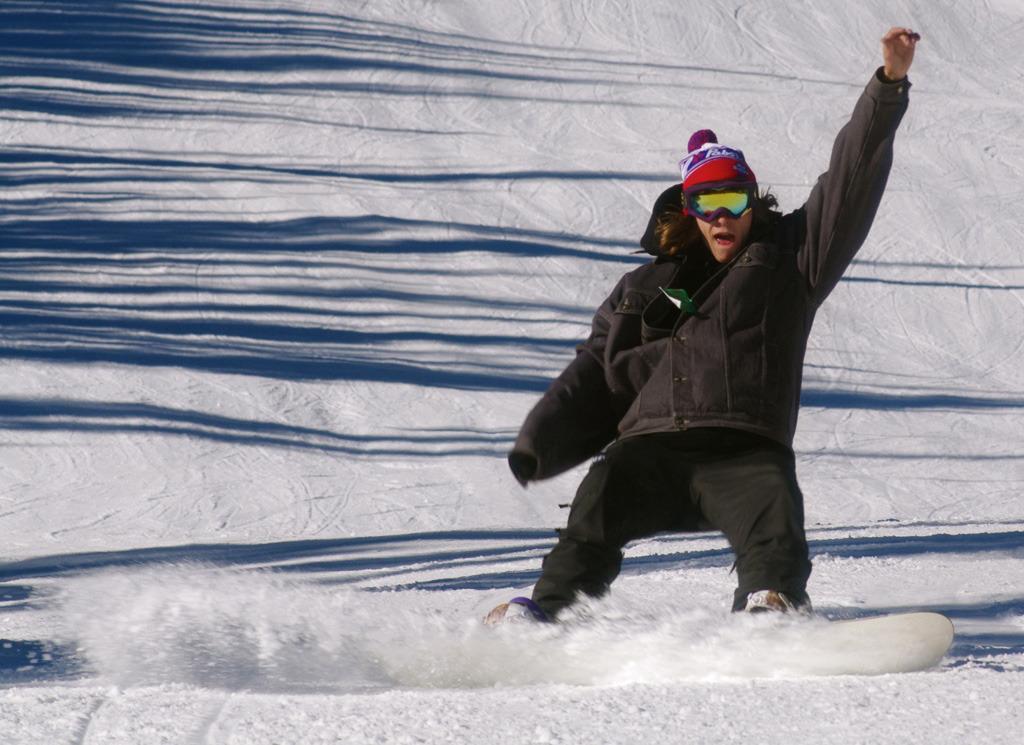 Loveland Ski Area Opening Day