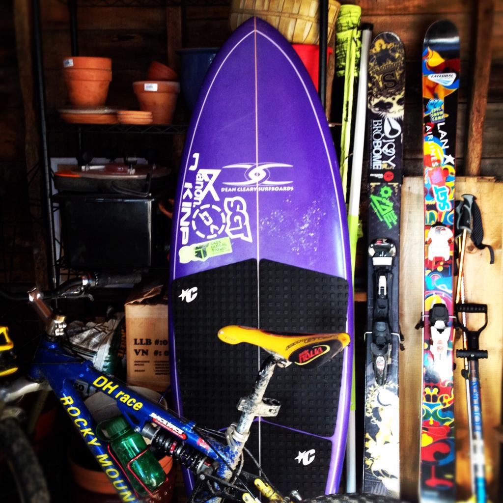 Ryan Dunfee's Garage