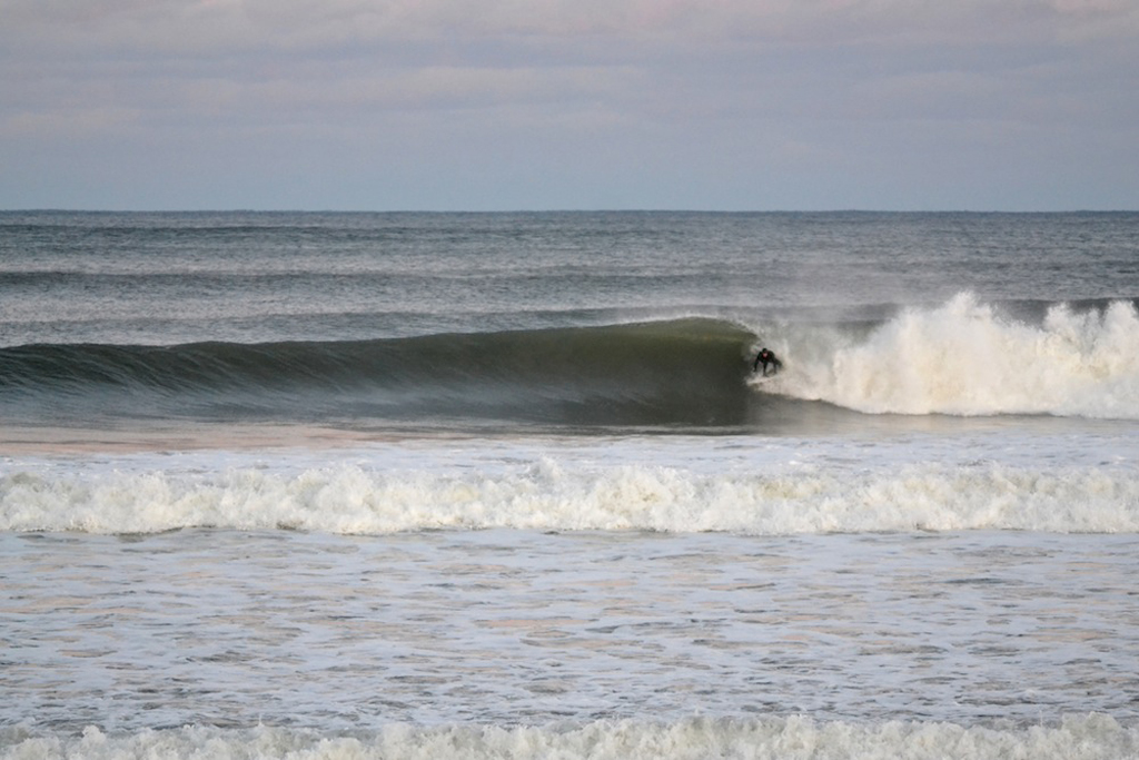 So pitted in New England