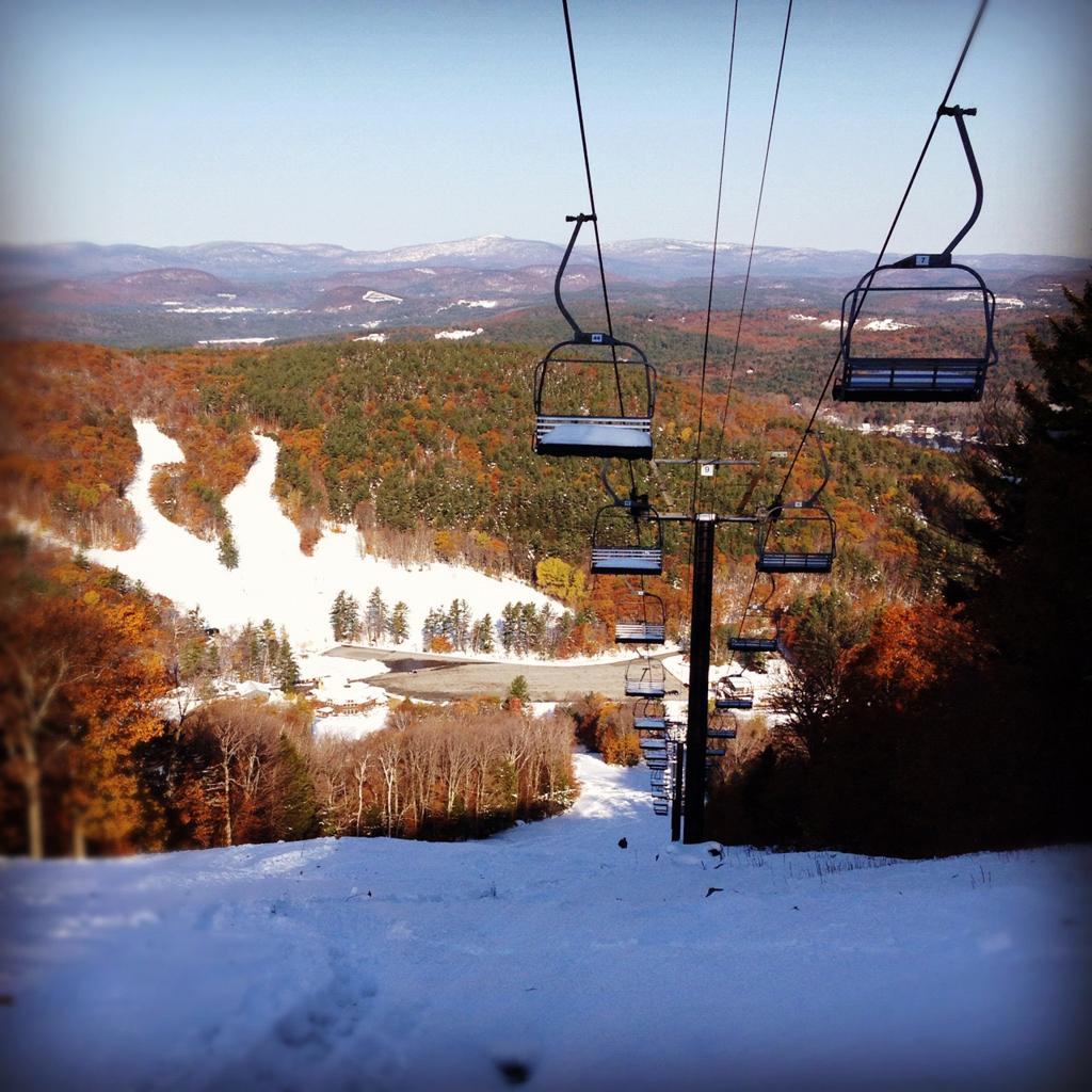 Mount Sunapee New Hampshire