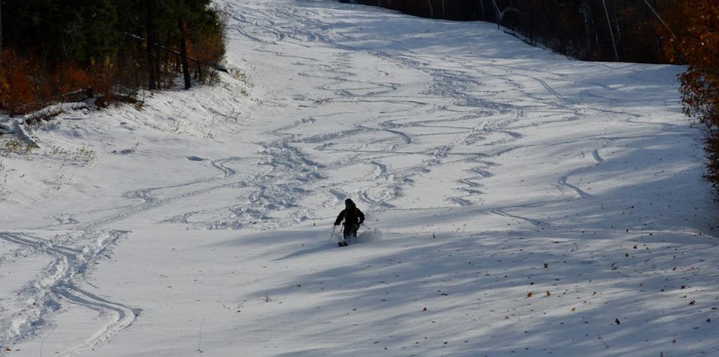 Ryan Dunfee Mount Sunapee New Hampshire