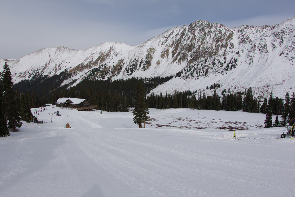 Arapahoe Basin To Open Top To Bottom