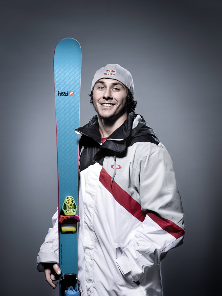 Simon Dumont joins HEAD ski team
