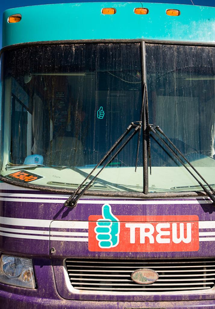 Harvey the Trew RV