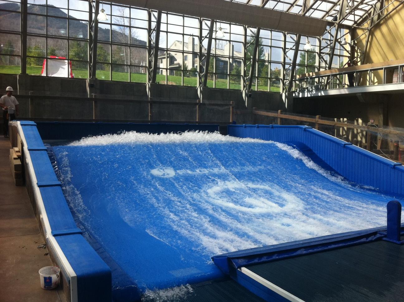 Jay Peak Water park