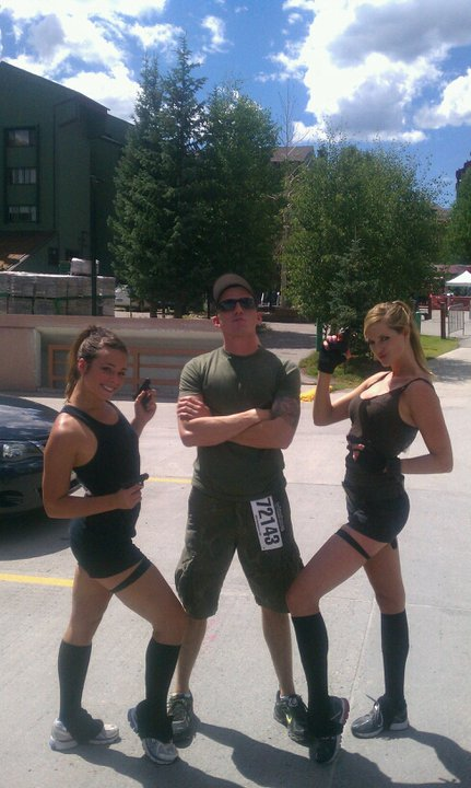 Warrior Dash Copper Mtn