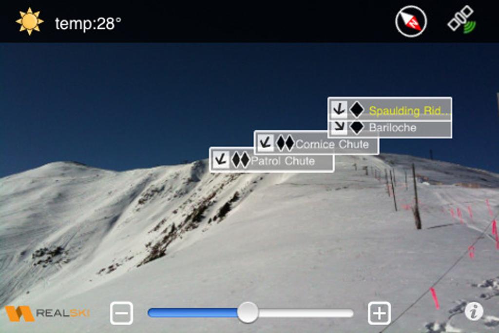 RealSki App