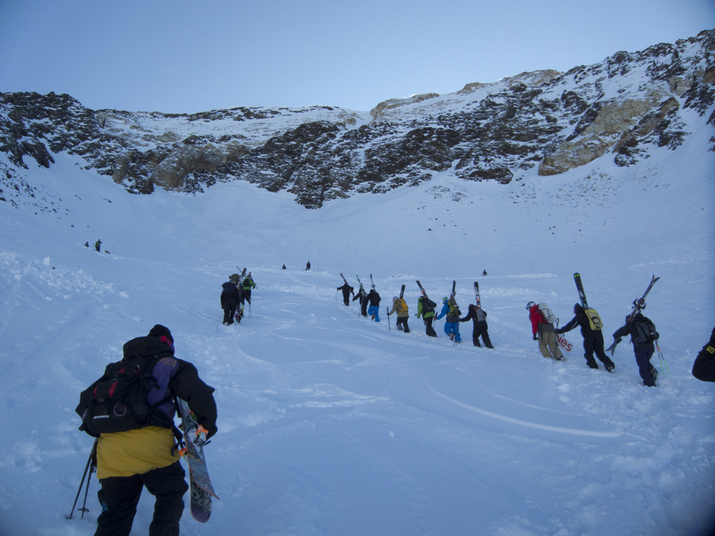 TGR's IPRW Day 2 At Snowbird