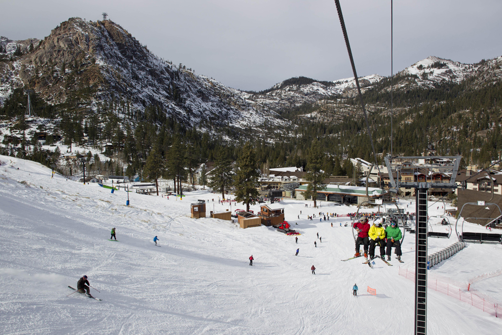Opening Day At Squaw Valley