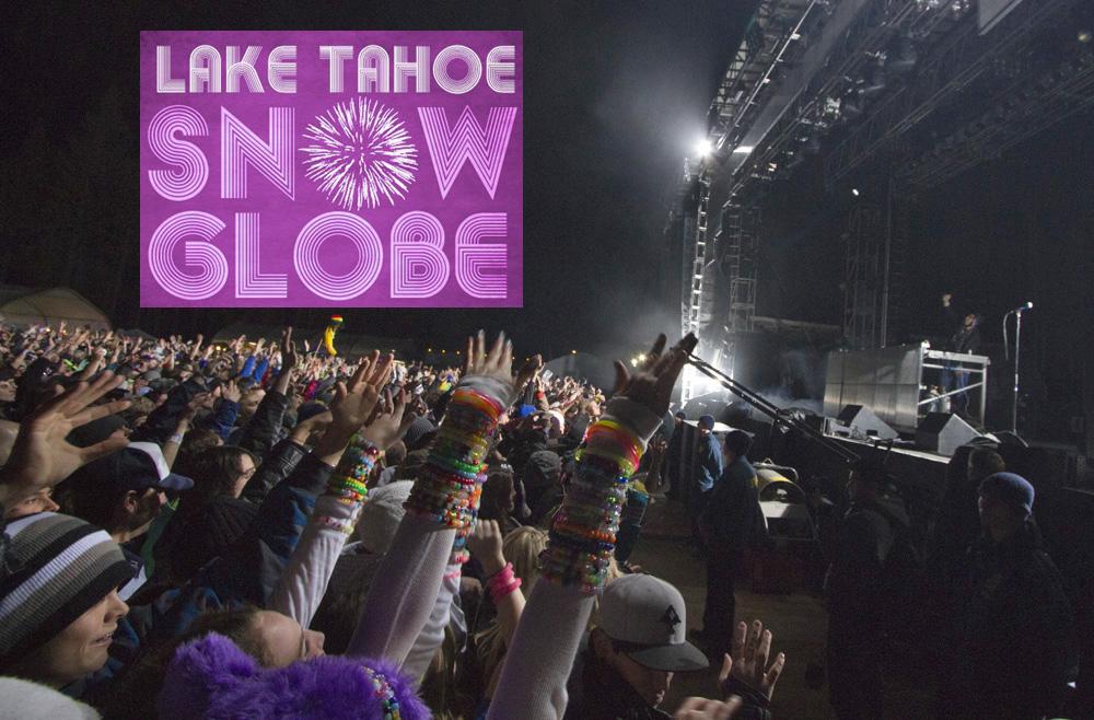 SnowGlobe Music Festival In Tahoe