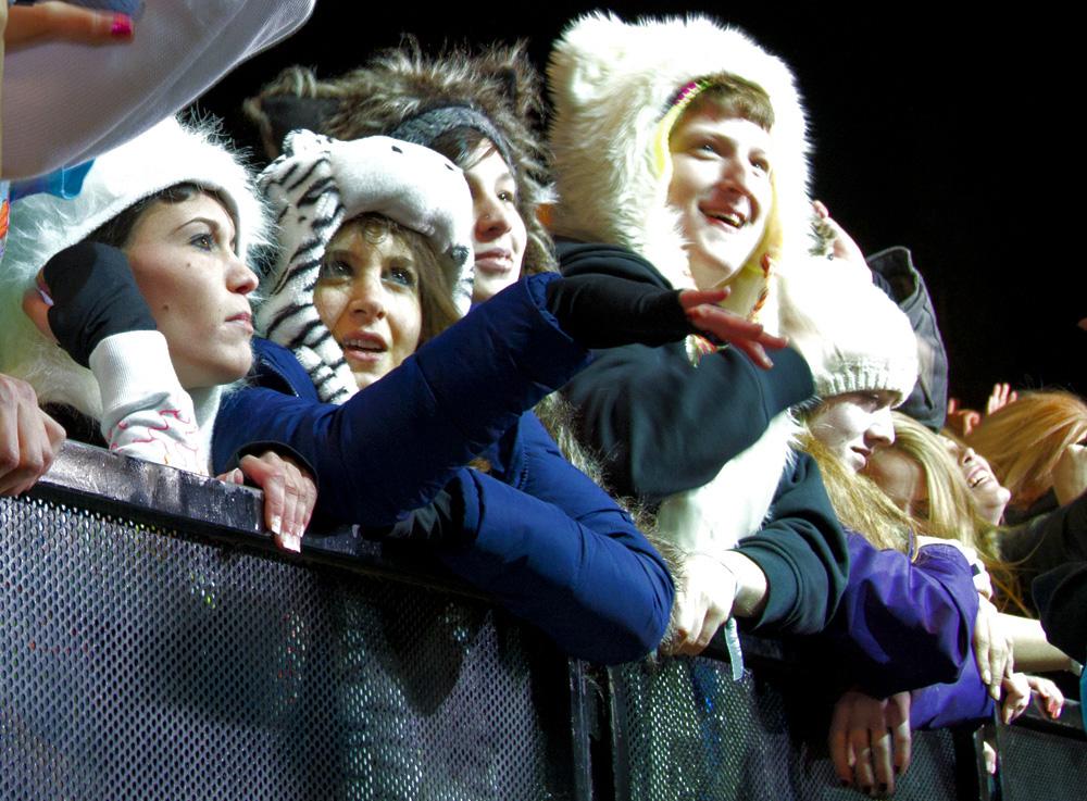 SnowGlobe Fans