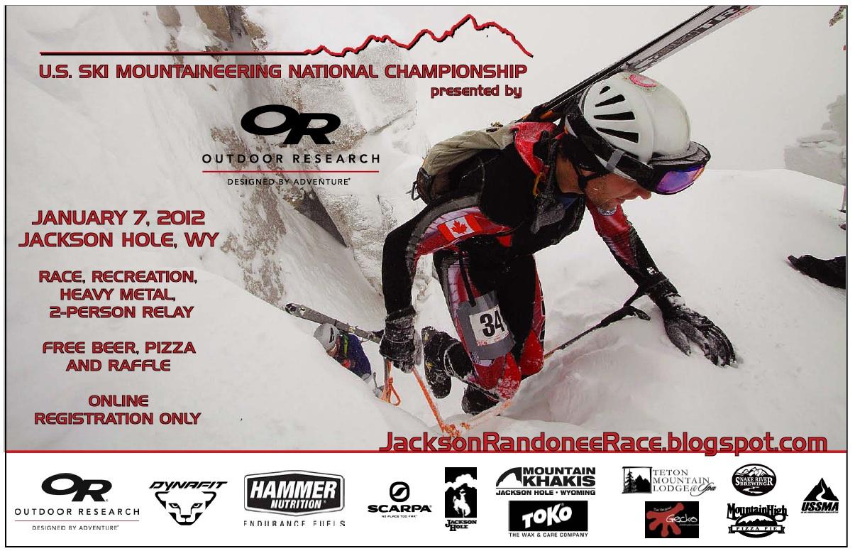 US Ski Mountaineering Championship