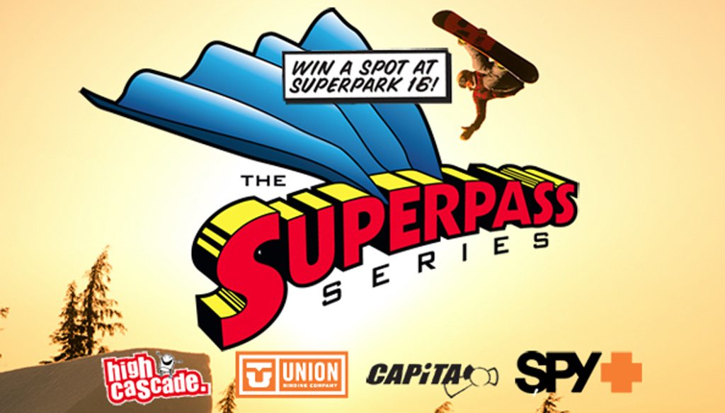Superpass Series Poster