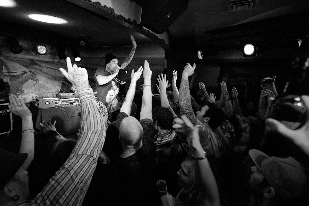 Yelawolf At The Million Dollar Cowboy Bar