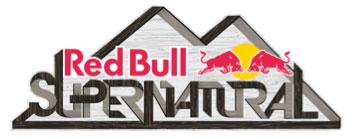 Red Bull Supernatural Logo