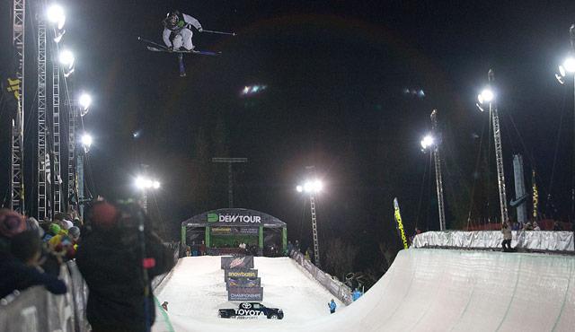 Kevin Rolland Dew Tour Snowbasin