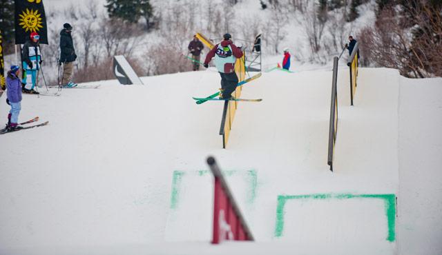 Nick Goepper Dew Tour Snowbasin