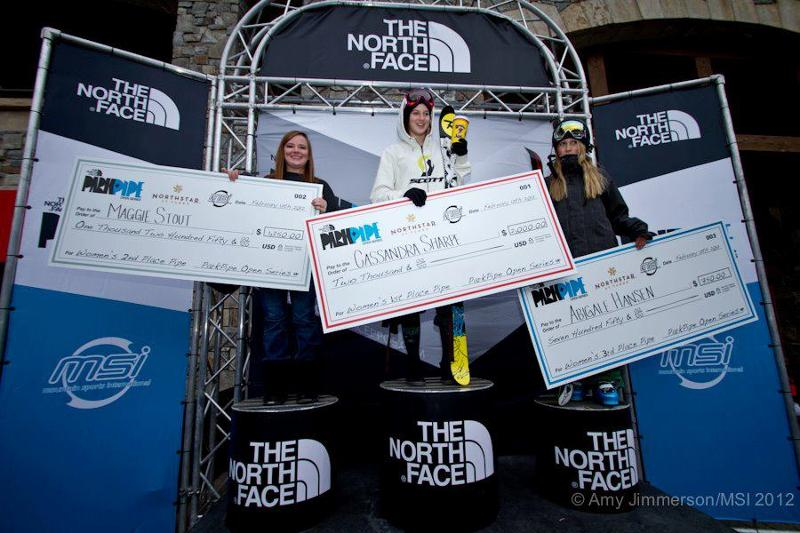 The North Face Park And Pipe Open Series Northstar