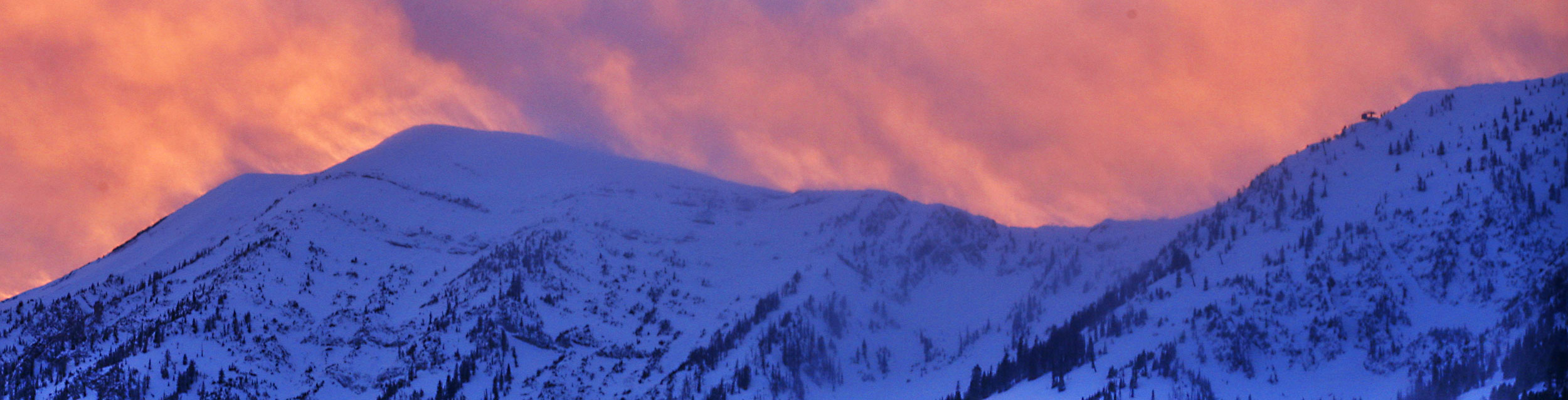 Slushman's and Saddle Peak By Pat Clayton