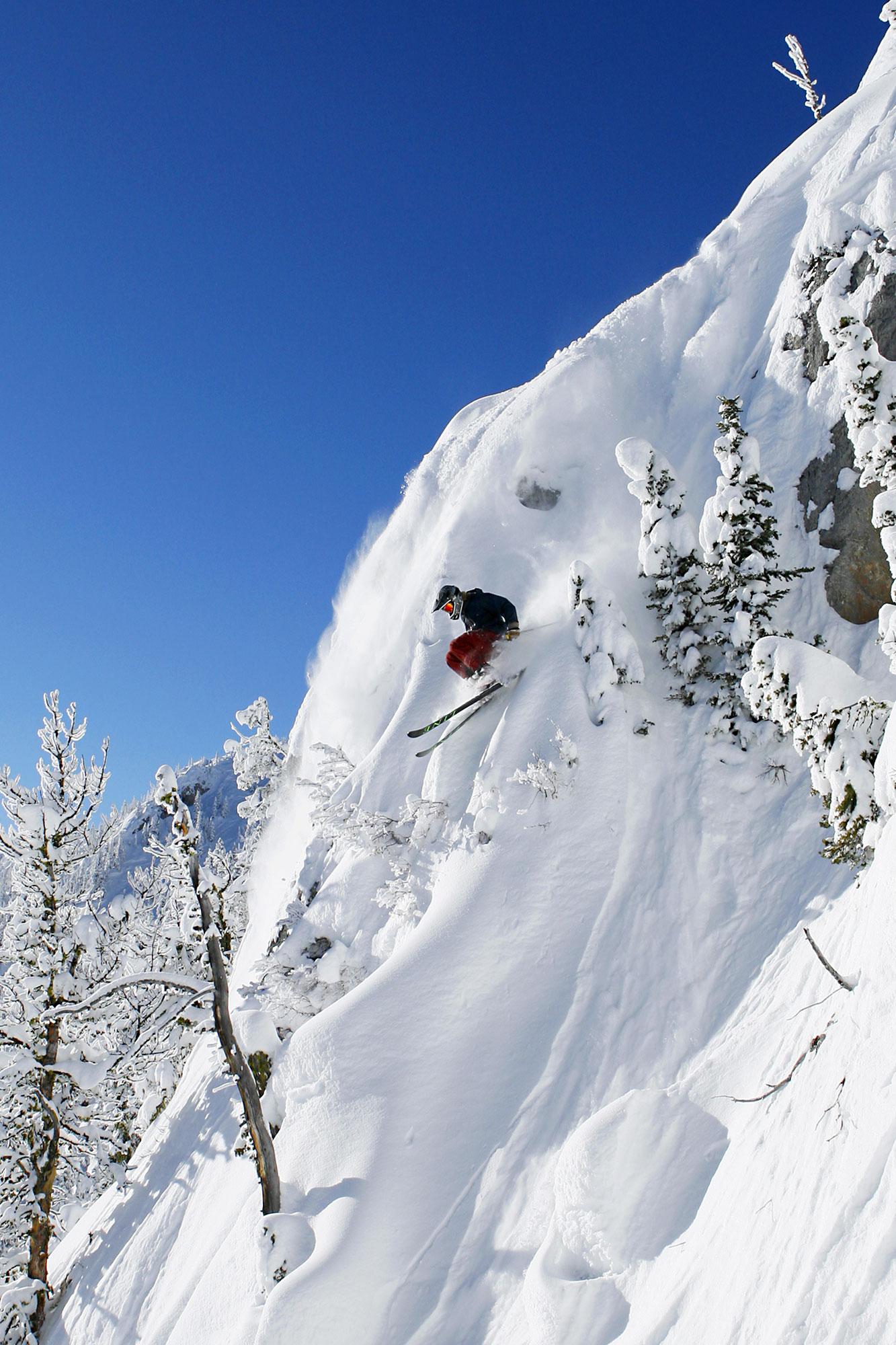 Matt Shortland on The Ridge By Pat Clayton