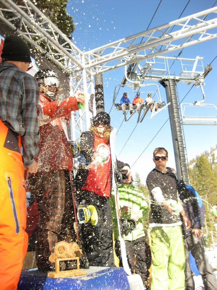 Daron Rahlves Banzai Tour Alpine Meadows