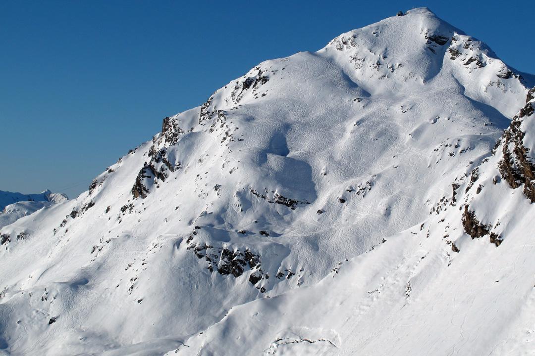 Verbier Mount Gele