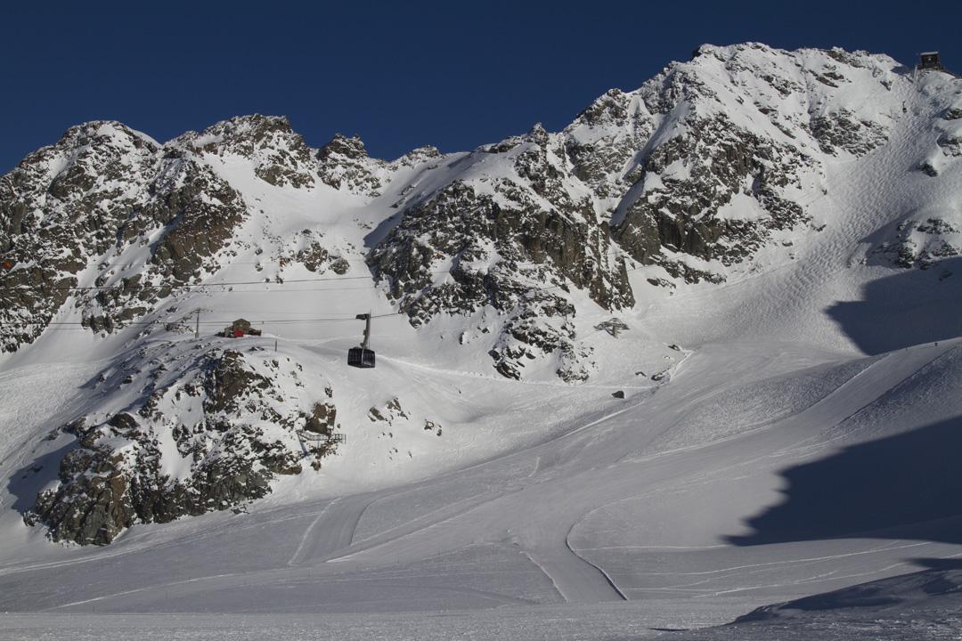 Verbier Mount Fort