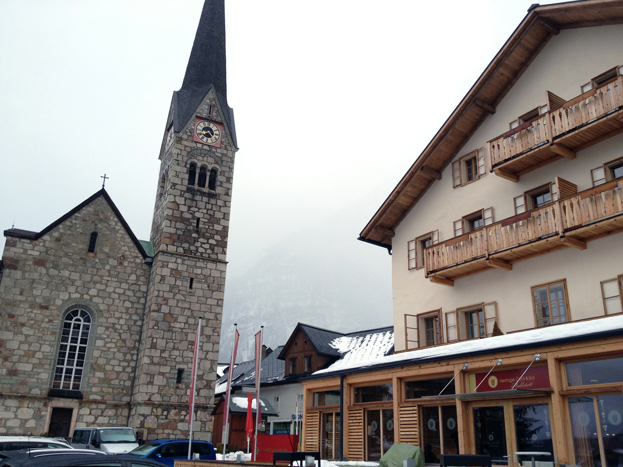 TGR Atomic Shoot in Austria