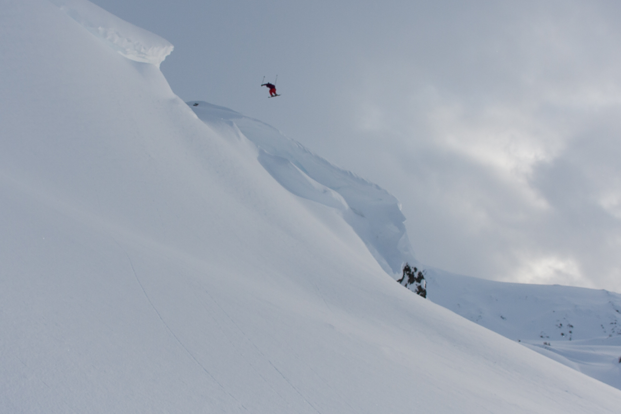 Sage busts a shifty in AK