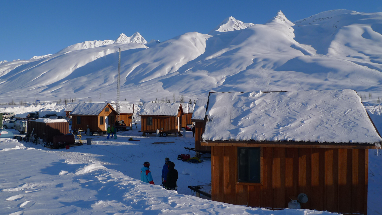 Alaska Backcountry Adventures, Thompson Pass, Alaska