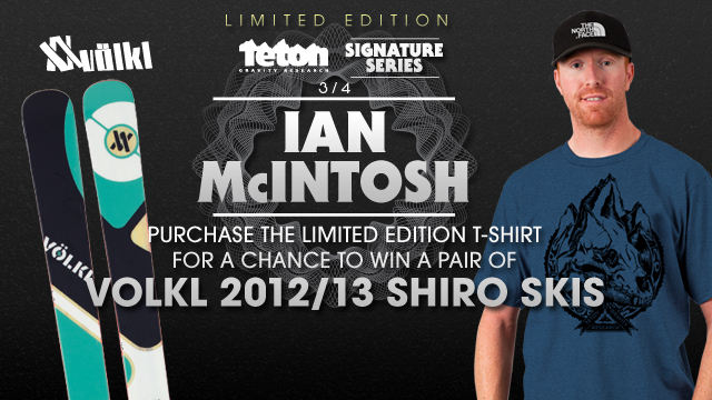 Ian McIntosh Signature Tee